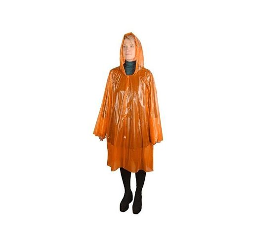 Дождевик Rainfall, оранжевый