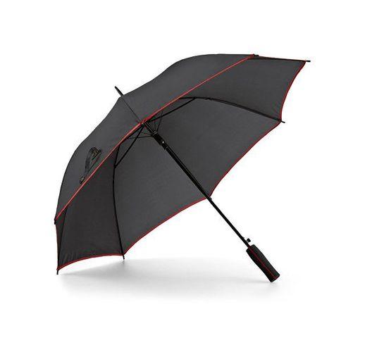JENNA. Зонт с автоматическим открытием, Красный