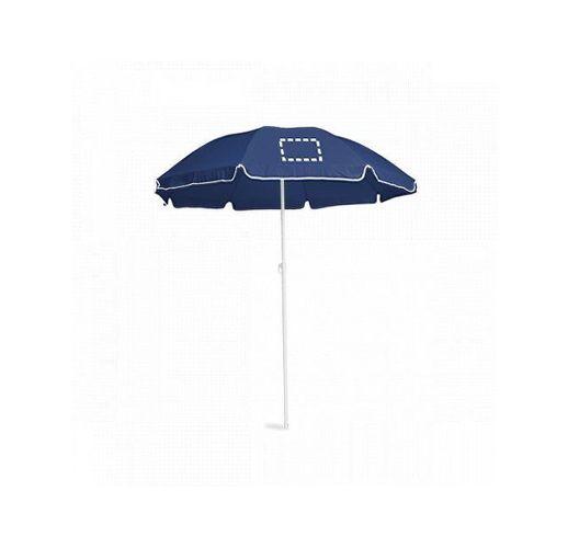 DERING. Солнцезащитный зонт, Красный