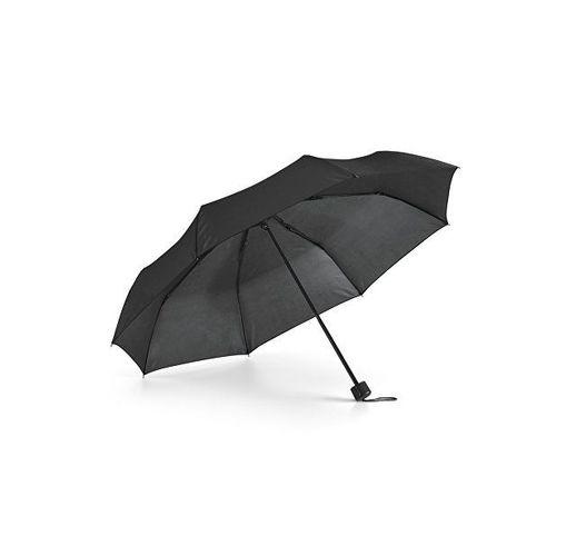 MARIA. Компактный зонт, Черный