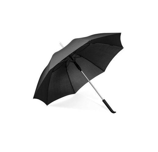 SESSIL. Зонт с автоматическим открытием, Черный