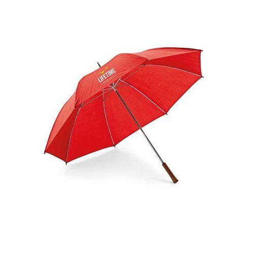 ROBERTO. Зонт для гольфа, Красный
