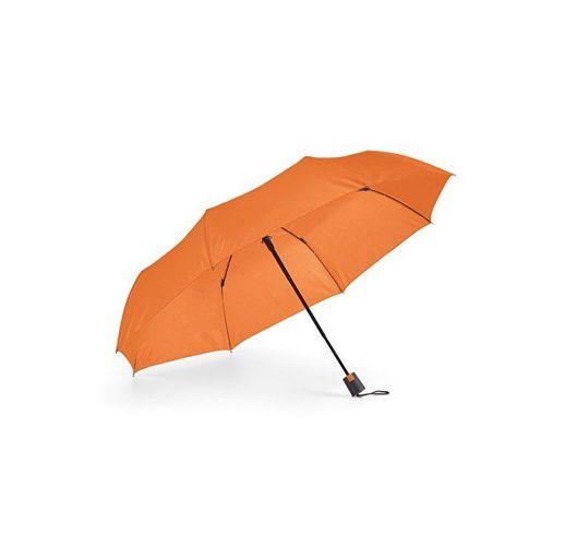 TOMAS. Компактный зонт, Оранжевый