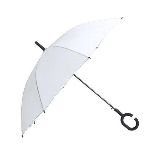 Зонт-трость , белый