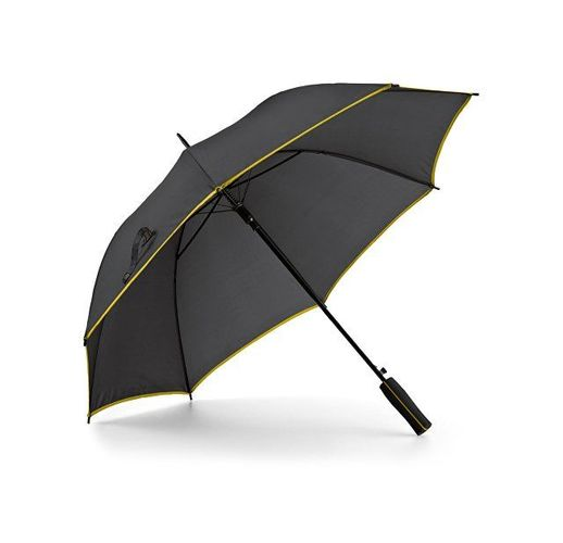 JENNA. Зонт с автоматическим открытием, Желтый