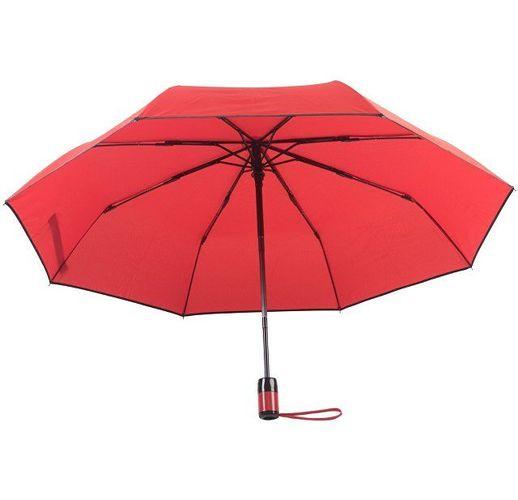 Зонт складной, крас