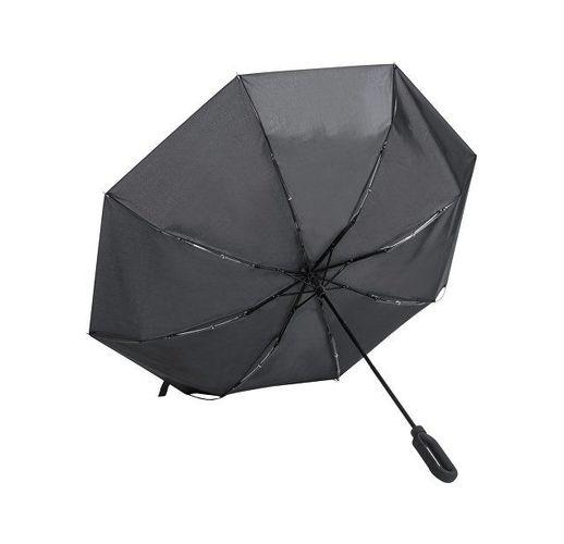 Зонт складной, черный
