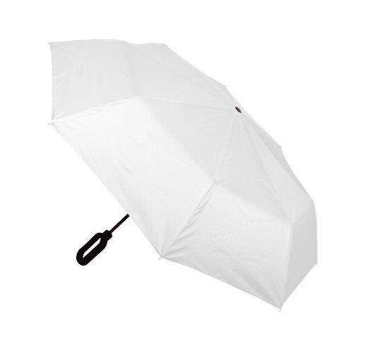 Зонт складной, белый