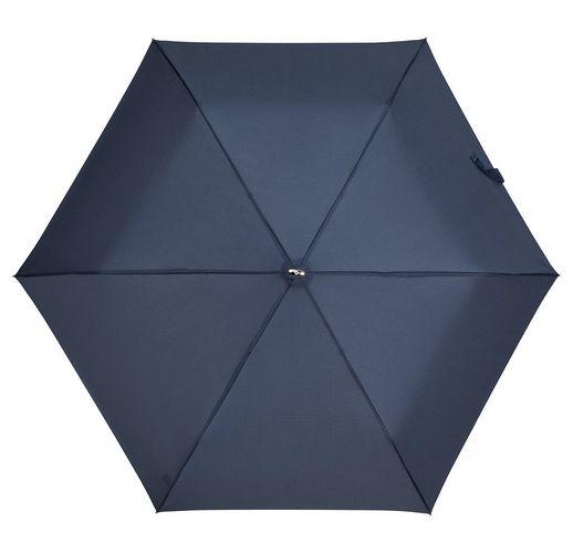 Зонт складной Rain Pro Flat, синий