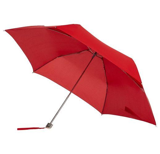 Зонт складной Karissa Ultra Mini, механический, красный