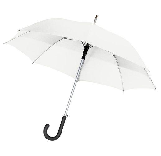 Зонт-трость Alu AC,белый