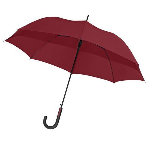 Зонт-трость Glasgow, бордовый