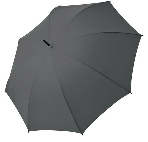 Зонт-трость Hit Golf AC, серый