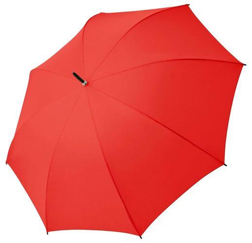 Зонт-трость Hit Golf AC, красный