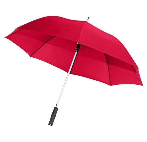 Зонт-трость Alu Golf AC, красный