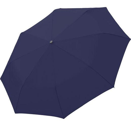 Зонт складной Fiber Magic, темно-синий
