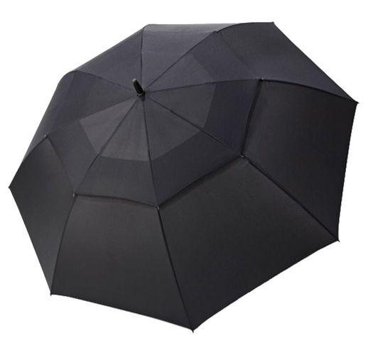 Зонт-трость Fiber Golf Air, черный