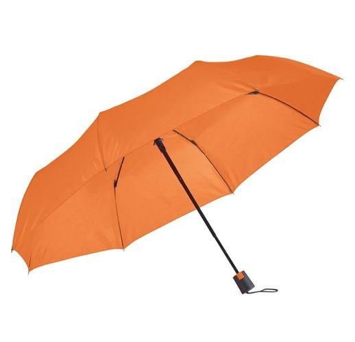 Складной зонт Tomas, оранжевый