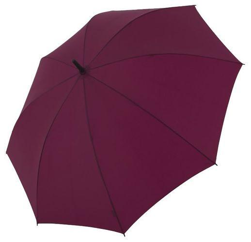 Зонт-трость Zero XXL, бордовый