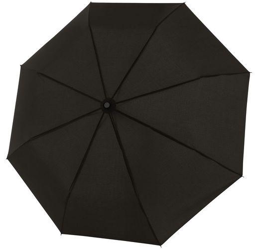 Складной зонт Fiber Magic Superstrong, черный