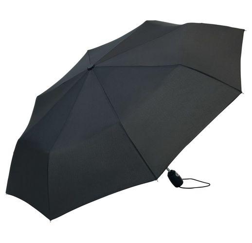 Зонт складной AOC, черный