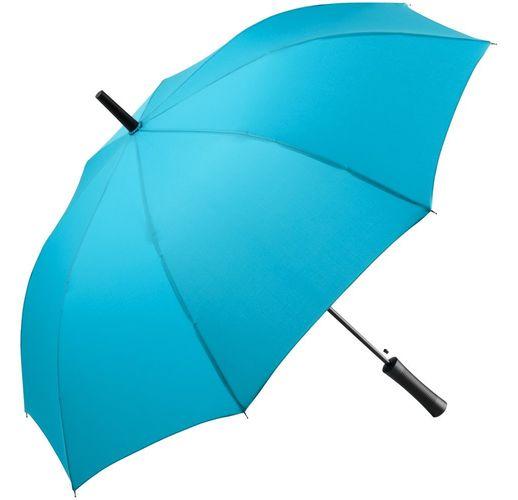 Зонт-трость Lanzer, бирюзовый