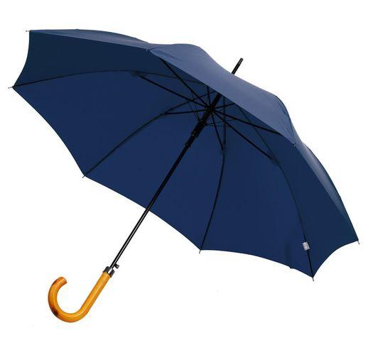 Зонт-трость LockWood ver.2, темно-синий