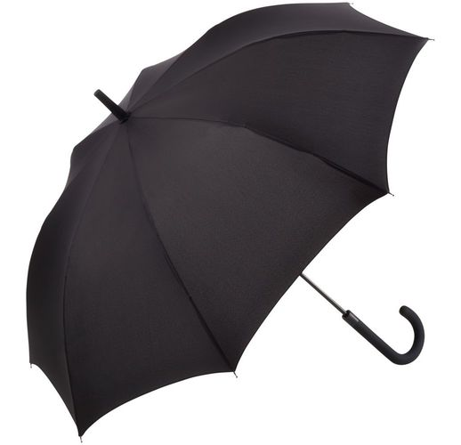 Зонт-трость Fashion, черный