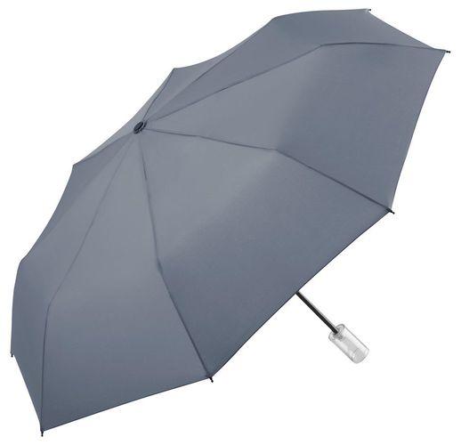 Зонт складной Fillit, серый
