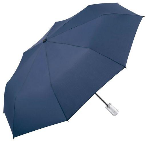 Зонт складной Fillit, темно-синий