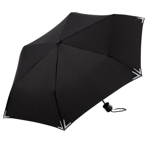 Зонт складной Safebrella, черный