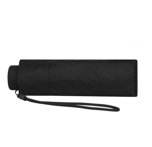 Зонт складной Solana, черный