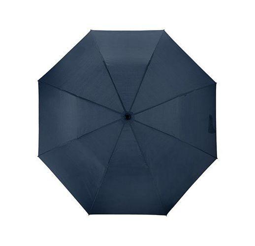 Зонт складной Андрия, синий