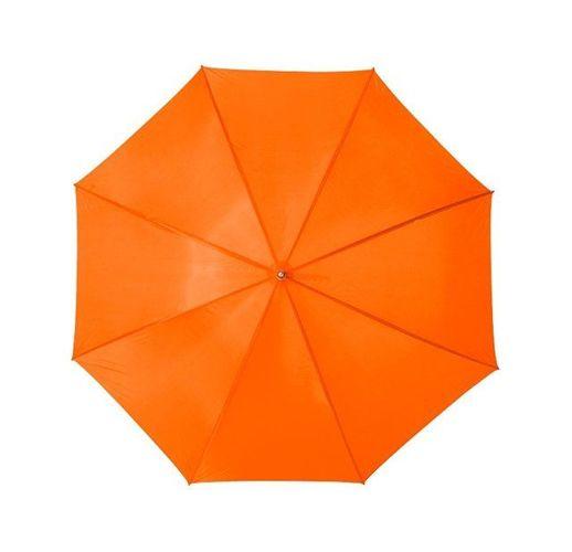 Зонт Karl 30 механический, оранжевый