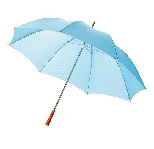 Зонт Karl 30 механический, голубой