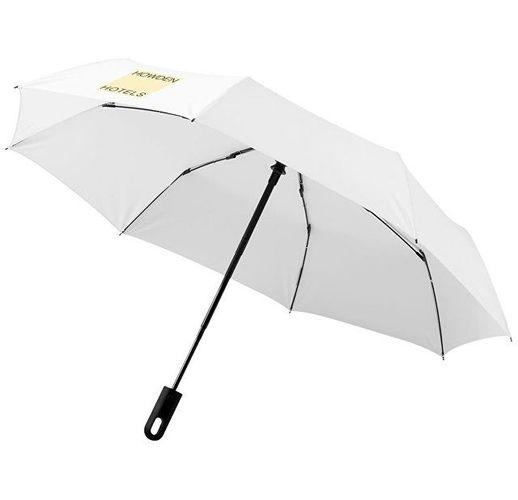 Зонт Traveler автоматический 21,5, белый