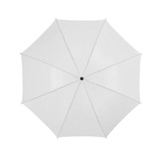 Зонт Barry 23 полуавтоматический, белый