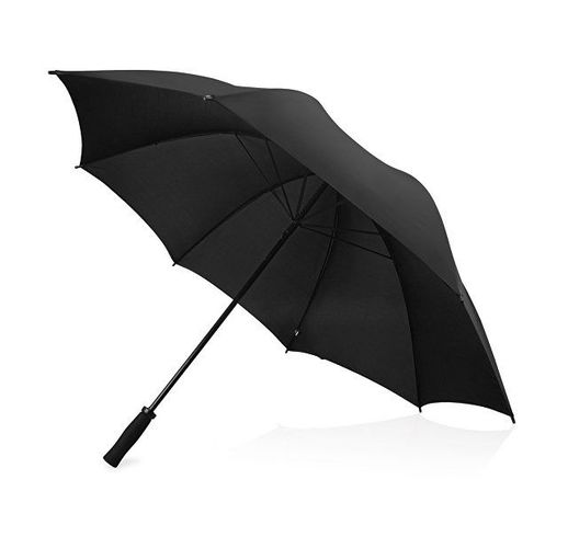 Зонт Yfke противоштормовой 30, черный