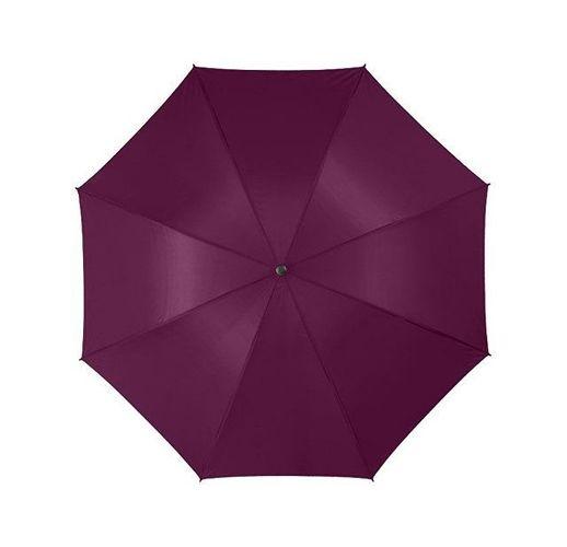 Зонт Yfke противоштормовой 30, бургунди