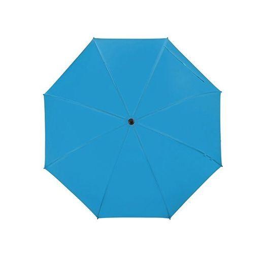 Зонт Yfke противоштормовой 30, голубой
