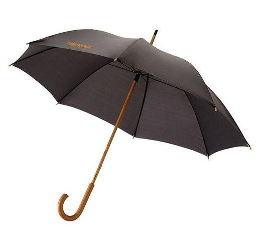 Зонт-трость Jova 23 классический, черный