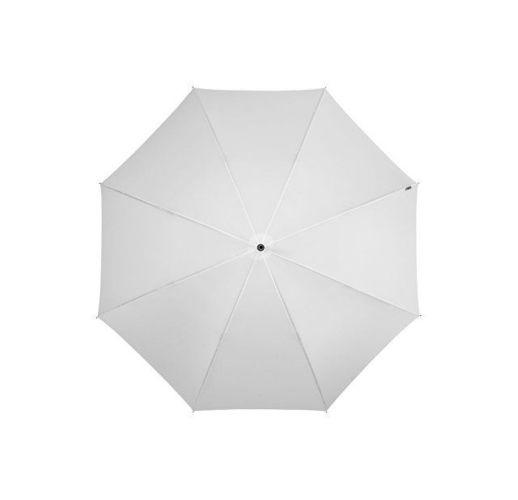 Зонт трость Halo, механический 30, белый