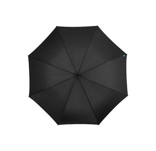 Зонт трость Halo, механический 30, черный