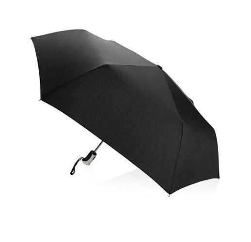 Зонт складной Оупен. Voyager, черный