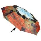 Набор Моне. Поле маков: платок, складной зонт