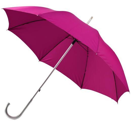 Зонт трость 104 см (розовый)