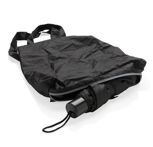 Механический зонт с чехлом-сумкой, 21