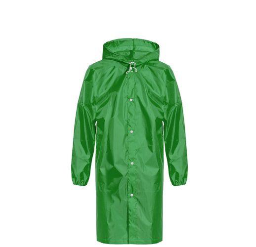Дождевик унисекс Rainman, зеленый