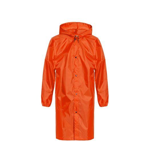 Дождевик унисекс Rainman, оранжевый