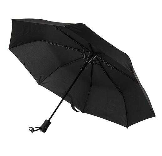 Зонт MANCHESTER складной, полуавтомат, нейлон